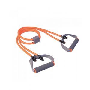 Эспандер Liveup Dual Tube Exerciser LS3652 Orange
