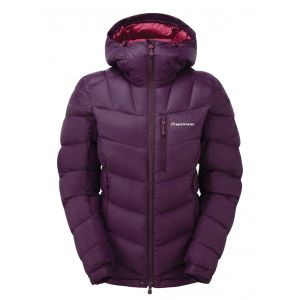 Куртка пуховая Montane Female White Ice Jacket