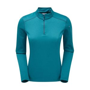 Флисовая кофта Montane Female Octane Pull-On