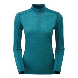 Термокофта Montane Female Primino 140 Zip Neck
