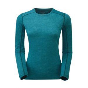 Термофутболка с длинным рукавом Montane Female Primino 140 L/S T-Shirt