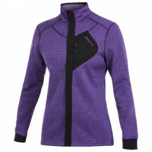 Флисовая куртка Craft Warm Jacket Woman (1901671)