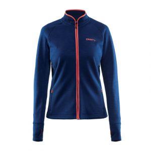Флисовая куртка Craft Warm Jacket Woman (1903650)