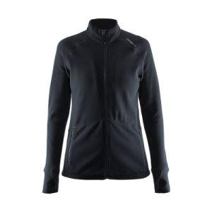 Флисовая куртка Craft Full Zip Micro Fleece Jacket Woman (1904594)