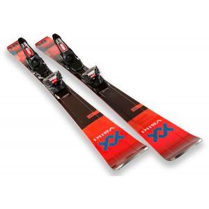 Лыжи горные Volkl Deacon 80 + LowRide XL 13 FR GW