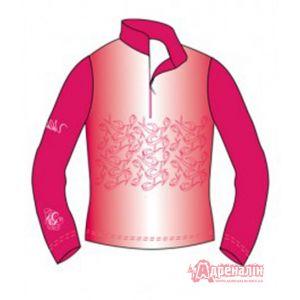 Пуловер Volkl Silver Zip Shirt 7700
