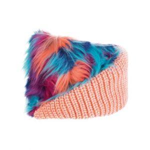 Шарф Buff Knitted Wrap Dania Peach