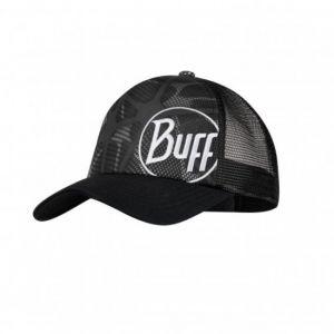 Бейсболка Buff Trucker Cap Ape-X Black