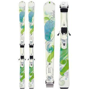Лыжи горные Volkl Essenza Adora+ 3Motion TP light 10 Lady