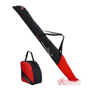 Набор чехол для лыж + сумка Salomon Ski Box (102577)