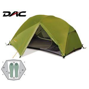 Палатка Pinguin Aero 2 DAC (Green)