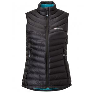 Жилет пуховый Montane Female Featherlite Down Vest