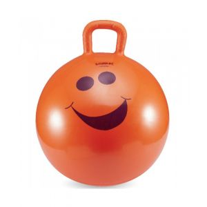 Фитбол Liveup Hopping Ball (с ручкой)  арт. LS3220