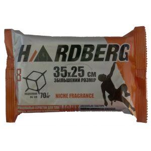 Влажные салфетки Hardberg Очищающие для тела LIGHT