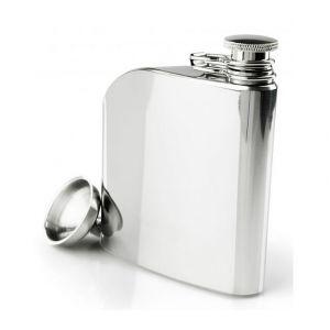 Фляга Gsi Glacier Stainless Trad Flask 6 Fl Oz