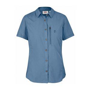 Рубашка Fjallraven Abisko Hike Shirt SS W (89653)