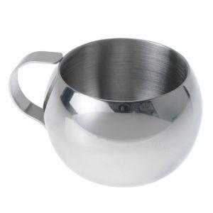 Gsi Glacier s/s double walled espresso cup