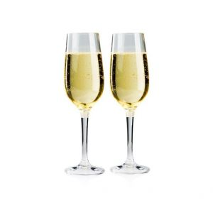 Бокал Gsi Nesting Champagne Flute Set (2 шт)