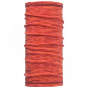 Бандана шерстяная Buff 3/4 Lightweight Merino Wool Coral Stripe