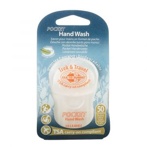 Sea to summit Trek&Travel Pocket Hand Wash 50 Leaf