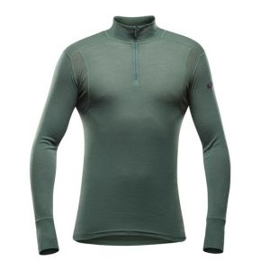 Термокофта Devold Hiking Man Half Zip Neck