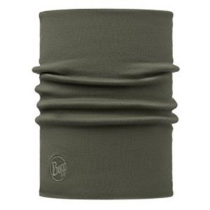 Бандана шерстяная Buff Heavyweight Merino Wool Neckwarmer Solid
