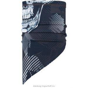 Бандана с поларом Buff Tech Fleece Bandana Geosku Grey