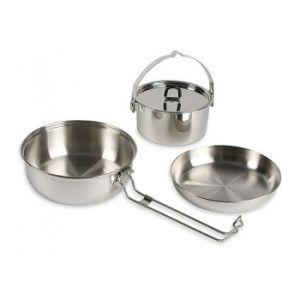 Набор посуды Tatonka Camp Set Large (4114)