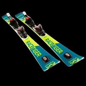 Лыжи горные Volkl RaceTiger SL + rMotion2 12 GW