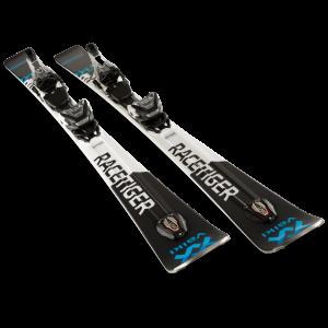 Лыжи горные Volkl RaceTiger SC Carbon + VMotion 11 GW