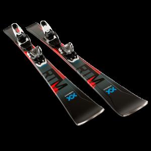 Лыжи горные Volkl RTM 76 Elite + VMotion 11 GW