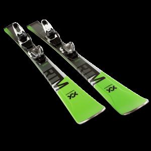 Лыжи горные Volkl RTM 76 + VMotion 10 GW