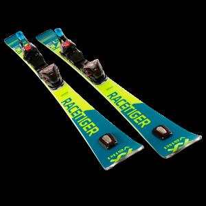 Лыжи горные Volkl RaceTiger Jr + 7.0 VMotion Jr.