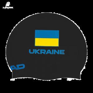 Шапочка для плавания Head Silicone Flat UKR