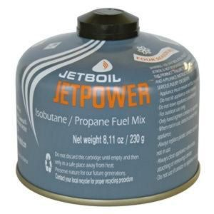 Картридж газовый Jetboil Jetpower Fuel 230 гр.