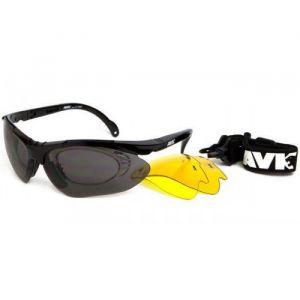 Очки велосипедные Avk Esplosivo Black