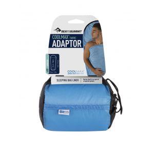 Вкладыш в спальный мешок Sea to summit Coolmax® Adaptor Liner