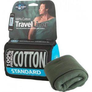 Вкладыш в спальный мешок Sea to summit Premium Cotton Liner Standard