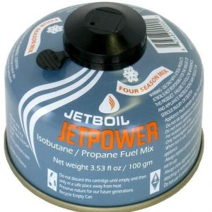 Картридж газовый Jetboil Jetpower Fuel 100 гр.