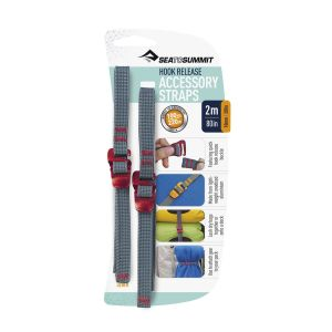 Стяжной ремень Sea to summit 10mm Accessory Strap With Hook Buckle (2,0 m)