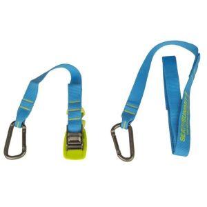 Стяжной ремень Sea to summit Carabiner Tie Down 2 Pack (2 m)