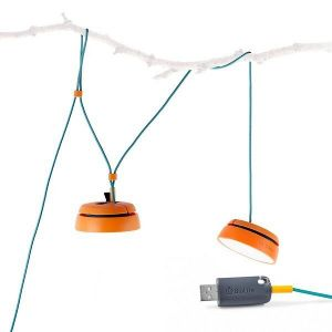 Кемпинговый фонарь Biolite Sitelight with USB adapter Set