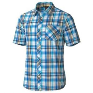 Рубашка с коротким рукавом Marmot 62970 Dexter Plaid SS