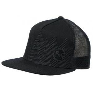 Бейсболка Buff Trucker Cap Summit Black