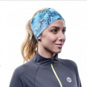 Повязка Buff Tech Fleece Headband Miist Aqua