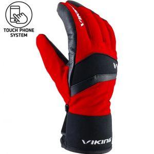 Перчатки лыжные Viking 110/21/4228 Piemont