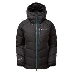 Куртка пуховая Montane Female Resolute Down Jacket