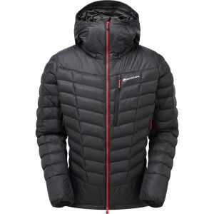 Куртка пуховая Montane Ground Control Jacket