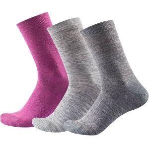 Термоноски повседневные Devold Daily Light Women Sock 3 pk