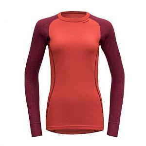 Термофутболка с длинным рукавом Devold Duo Active Woman Shirt LS